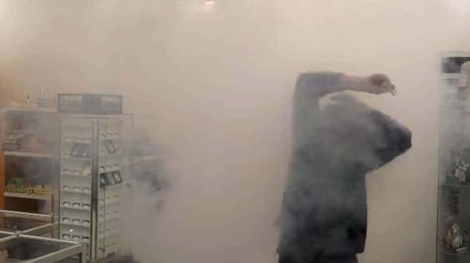 Security Fog Protection by Smokecloak is the best Fog Cannon Device in the World !