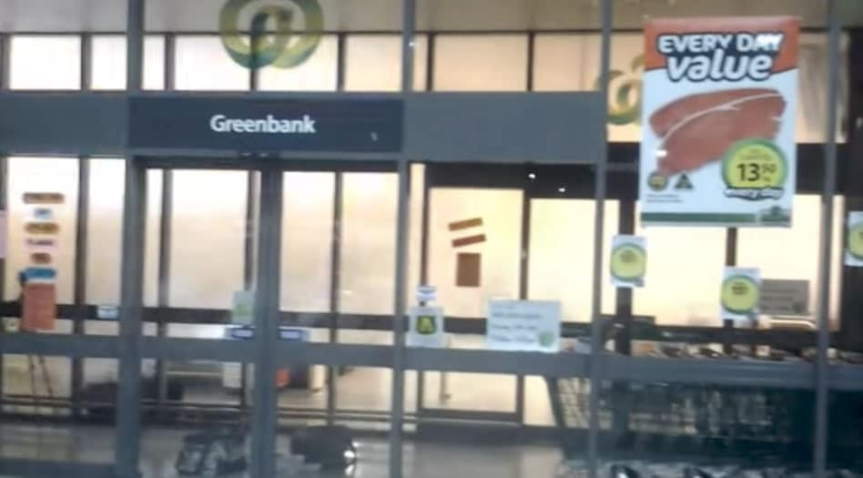 SmokeCloak Security Fog Device Installed at Woolworths Greenbank QLD
